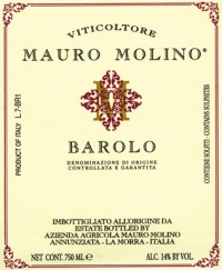 Mauro Molino Barolo DOCG